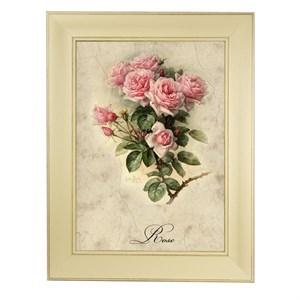 """Картина в раме  """"Букет роз"""""""