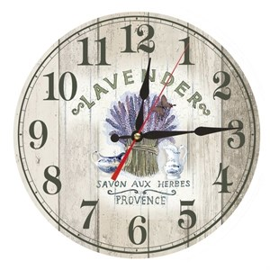 """Часы настенные """"Лаванда"""""""