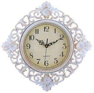 Часы настенные состаренные 30х30 см