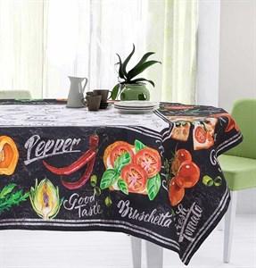 """Скатерть """"Овощи"""" 110х150 см"""