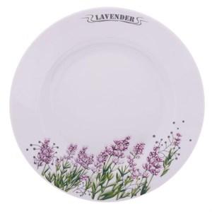 "Тарелка ""Лаванда"" диаметр 24 см"
