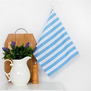 "Полотенце кухонное ""Голубая полоса"" 35х65 см"