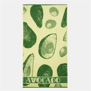 """Полотенце махровое """"Авокадо"""" 50х90 см"""