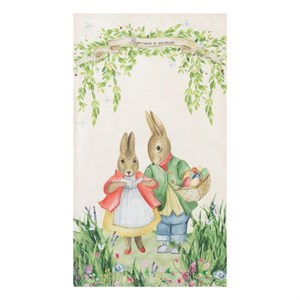 "Полотенце кухонное ""Кролики"""