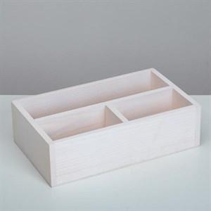 Ящик деревянный 34х20 см