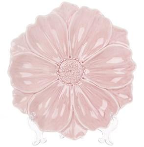 """Блюдо """"Розовый цветок"""""""