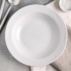 """Тарелка глубокая """"Нежность"""" 23 см"""
