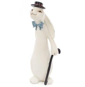 """Статуэтка """"Кролик с тростью"""""""
