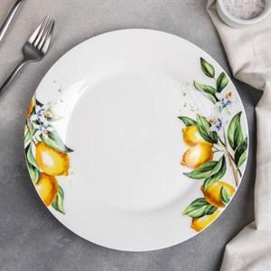 "Тарелка ""Лимоны"" 27 см"