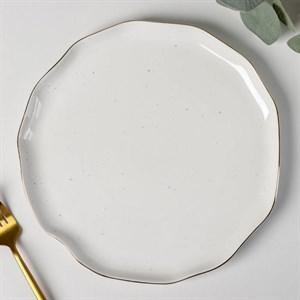 Блюдо фарфоровое 25 см