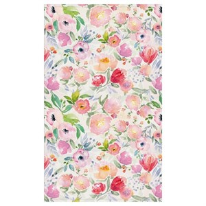"""Полотенце кухонное """"Розовые цветы"""""""