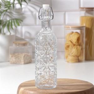 Бутылка с клипсой 800 мл
