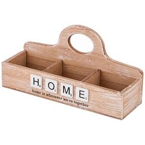 Подставка для чайных пакетиков деревянная